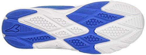Blu bianco Scarpe Da azzurro 6 Corsa Hawk Diadora Uomo EYBq88