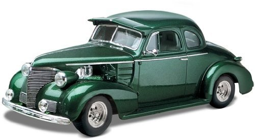 Revell 14241 '39 Chevy Coupe Street Rod Mastab:1:24 in Wien by Revell-Monogram