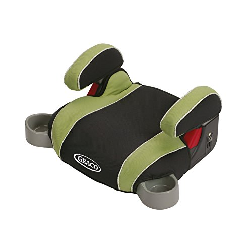 Graco Backless Turbobooster Car Seat, Go Green