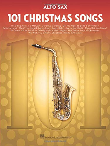 101 Christmas Songs: for Alto ()