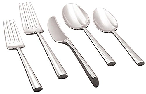Fine Stainless Flatware Place - kate spade new york Malmo 5-piece Stainless Flatware Place Setting