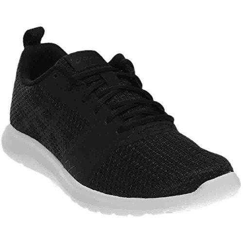 ASICS Kanmei Shoe Womens Casual Black/Black/White WQjbpt3