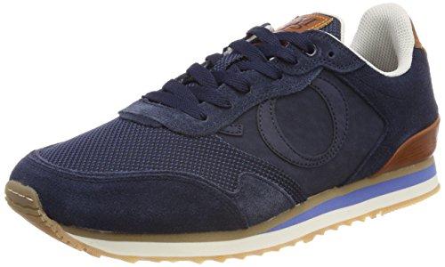 Marc O'Polo 80124363501303, Sneaker Uomo Blu (Navy 890)