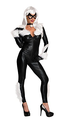 Secret Wishes Women's Marvel Universe Black Cat Costume, Black, X-Small ()