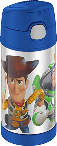 Toy Story Cup (Thermos F4019TS6 Funtainer 12 Ounce Bottle, Toys Story)