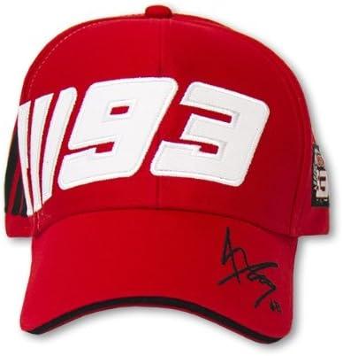 Marc Márquez Motogp Gorra Béisbol Merchandising Oficial Rojas 93 ...