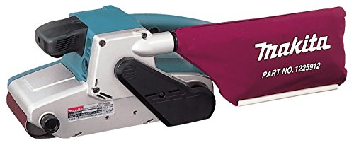 Makita 9404 8.8-Amp 4-by-24-Inch Variable Speed Belt Sander with Cloth Dust Bag