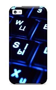 Iphone 5c Case Bumper Tpu Skin Cover For Backlit Keyboard Accessories