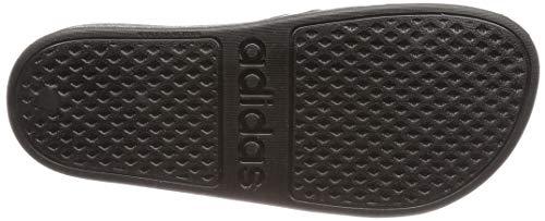 Negro Y Adilette Aqua Playa De core Unisex Piscina Zapatos Adidas Adulto Black pzURfxnqn