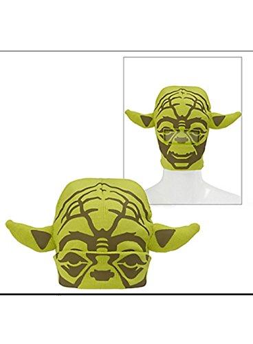 Yoda Roll-Down Mask Beanie - Star Wars ~ Adult]()
