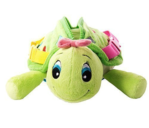 BUCKLE TOY Belle Turtle Childrens product image