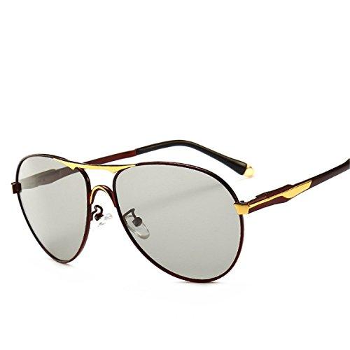 Uv Gafas Cambio Sol De Color Polarizadas Sol De J XGLASSMAKER Gafas De Anti RwpqPnI