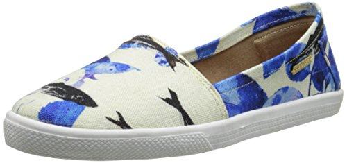 Kaanas Dames St. Lucia Sneaker Rozen Cyaanblauw