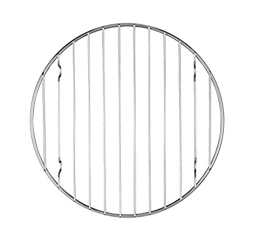 Round Cake Rack - Mrs. Anderson's Baking Multi-Purpose Chrome Wire Cooling Rack, 9 ¼ -Inch