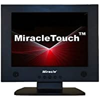 Miracle LT10B-IU 10.4 Flat Panel Display 10 LCD Infrared Touch Screen