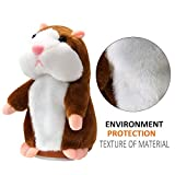 Talking Hamster Plush Toy, Repeat What You Say