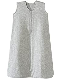 Sleepsack 100% Cotton Wearable Blanket, Heather Gray, X-Large