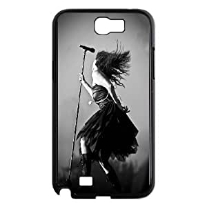 Samsung Galaxy Note 2 N7100 Phone Case Within Temptation F5K7062