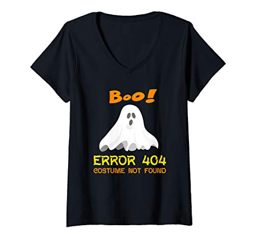 Code 404 Costumes Not Found - Womens Error 404 Costume Not Found