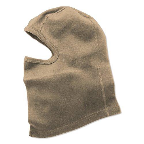 Minus33 Merino Wool Clothing Unisex Midweight Wool Balaclava, Desert Sand, One Size by Minus33 Merino Wool (Image #2)