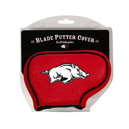 (Team Golf NCAA Golf Club Blade Putter Headcover, Fits Most Blade Putters, Scotty Cameron, Taylormade, Odyssey, Titleist, Ping, Callaway)