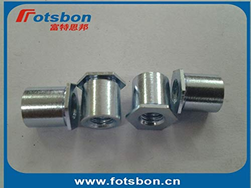 Ochoos SOS-632-24 Thru-hole standoffs,stainless steel,nature,PEM standard,in stock,