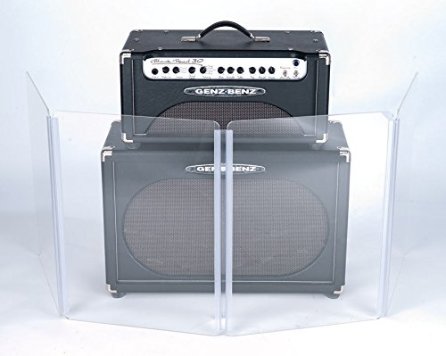 (Gibraltar GAS-2x4 Sound Shield for Half Stack)