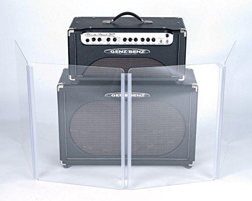 Half Equipment Panel (Gibraltar GAS-2x4 Sound Shield for Half Stack Panel)