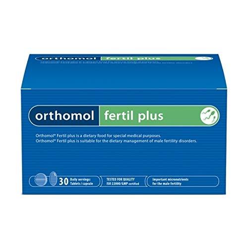 Orthomol Fertil Plus - Tablets + Capsules 30 Daily Servings