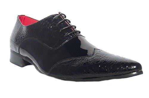 hommes FELINI ZX ROSSELLINI habillé décontracté doublure en cuir chaussures mariage