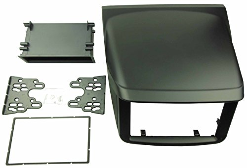 Dkmus One Or Double Din Radio Stereo Dash Installation Trim Kit For Mitsubishi L200 Triton Pajero Sport 2 Fascia