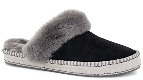 Women's Ugg Aira Slipper, Size 6 M - Black