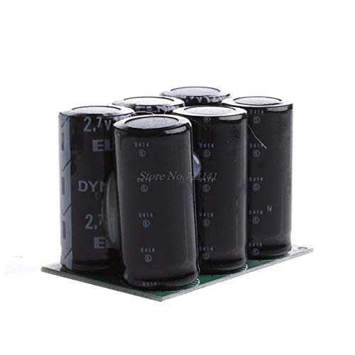 Farad Capacitors 27V 120F 6Pcs Super Capacitor with for sale  Delivered anywhere in Canada