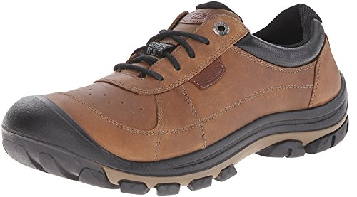 KEEN Mens Piedmont Lace Shoe, Marr?n (Cascade Brown), 39.5 D(M) EU/6 D(M) UK