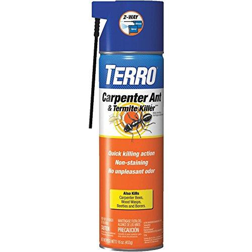 Terro 16 oz. Carpenter Ant & Termite Killer Aerosol Spray by Terro