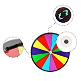 Tabletop Prize Wheel Spinning Win The Fortune Spin