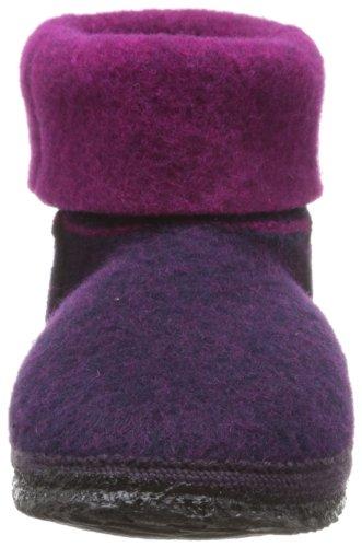 Giesswein 368 aubergine Donna Pantofole Kemberg violett Viola pqfPFpw
