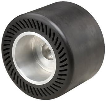 3 m (TM) rueda de expansión ranurada de goma 28718, tambor ranurado,