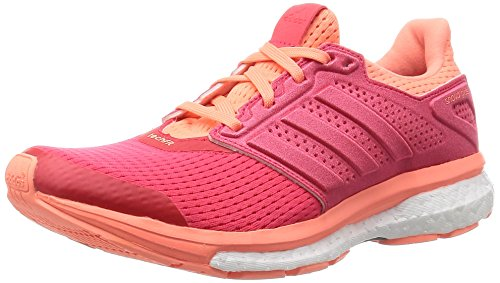 adidas Supernova Glide Boost 8 Women's Running Shoes - SS16-6.5 - Orange