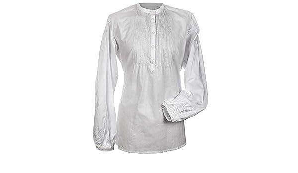 Camisa regional para mujer. Modelo Bergantiños.: Amazon.es: Handmade