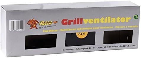Manual Barbacoa Ventilador Ventilador para parrilla BBQ Fan ...