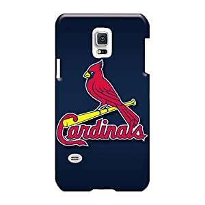 TimeaJoyce Samsung Galaxy S5 Mini Scratch Protection Mobile Case Customized Vivid St. Louis Cardinals Pictures [epo2583FUQi]