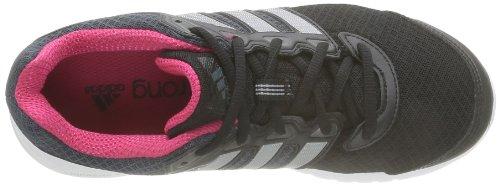 Adidas Duramo 6 W - Zapatillas de running para mujer Black /Tech Grey Metallic S/Running White Ftw