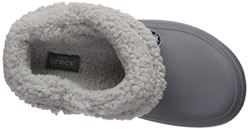 Crocs Unisex-Erwachsene Classic Blitzen Iii Clogs, Grau (Charcoal/Light Grey 01w), 36/37 EU 5