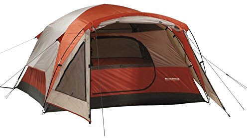 - 3 Person Tent Wilderness Lodge - Dome Style In Burnt Orange