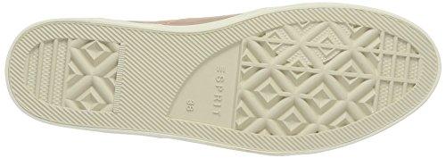 Esprit Sita Lace Up, Zapatillas para Mujer Beige (685 Nude)