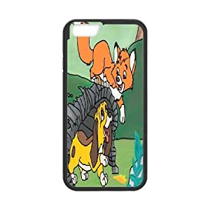 iphone6 4.7 inch Phone Case Black Fox and the Hound VC3XB2036275