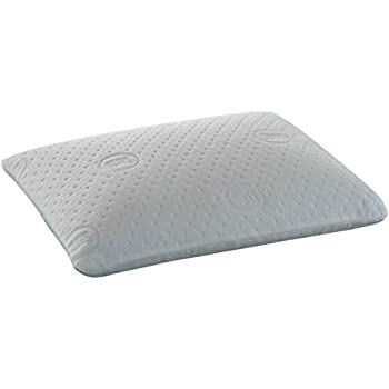 Amazon Com Serta Stay Cool Gel Memory Foam Pillow Home