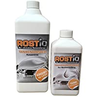 Rostio Tankontroester 1 liter plus tank - beschermingsemulsie tankafdichtingsset tankontroesting