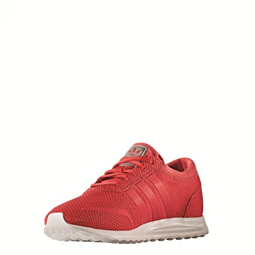 Los Baskets Angeles blanc Homme adidas Rouge Unique Taille Basses 4nHpEwx